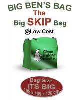 Clean Ireland Skip Hire - skip size